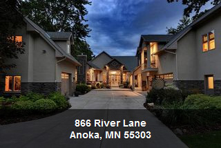 866 river lane, anoka minnesota