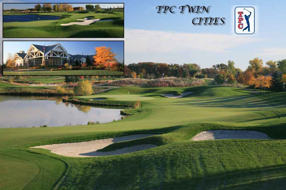 TPC Twin Cities is Minnesota's only private PGA Tour club